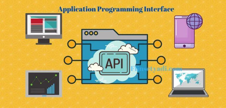API (Application Programming Interface)
