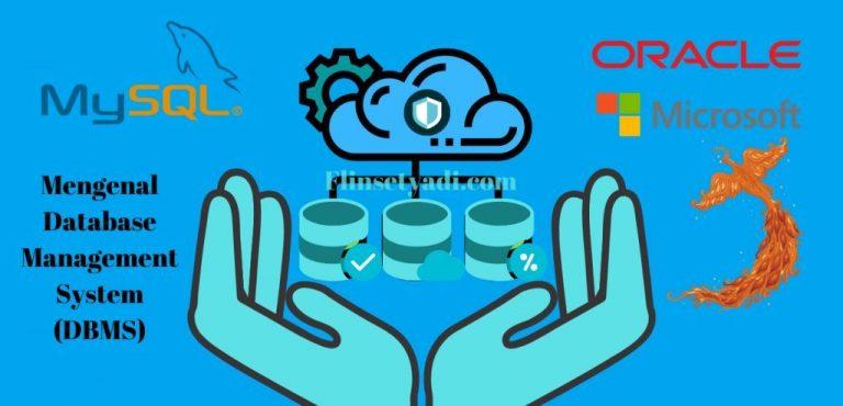 Database Managemnt System (DBMS)