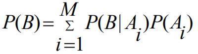 Teorema Total probabilitas