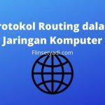 Protokol Routing dalam Jaringan Komputer