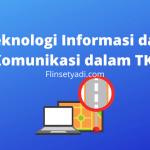 Teknologi Informasi dan Komunikasi dalam TKJ