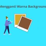 Cara Mengganti Warna Background Foto