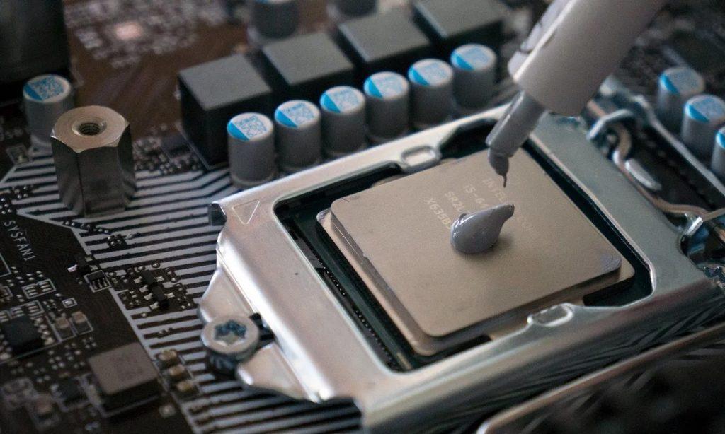 Rakit PC Gaming: Thermal paste