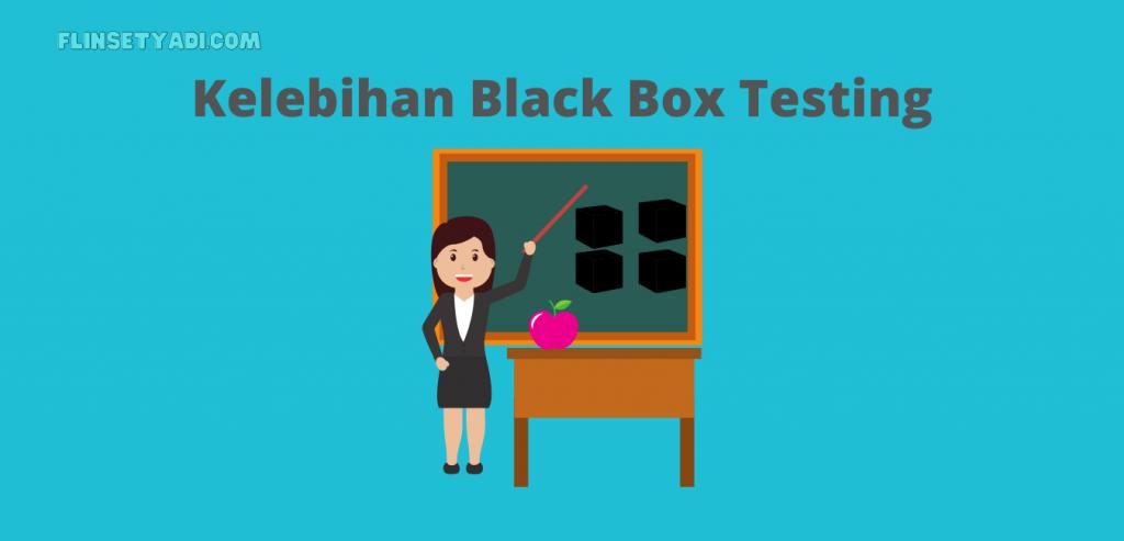 Kelebihan Black Box Testing