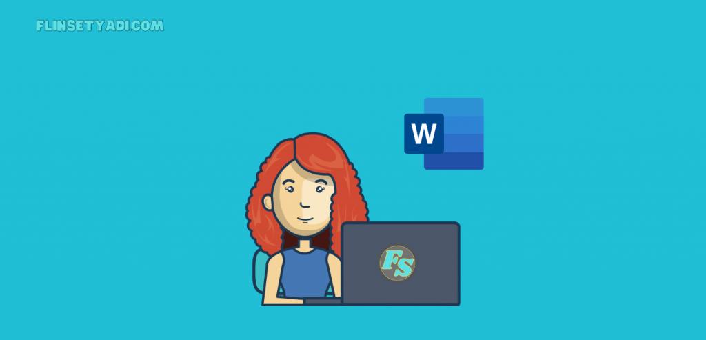 Mengubah PDF Ke Word Menggunakan Microsoft Word