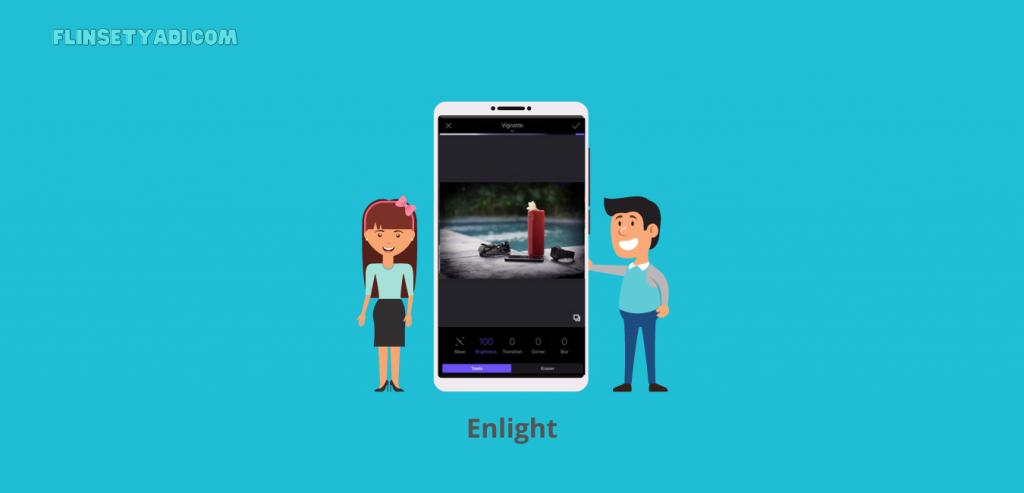 Aplikasi Enlight