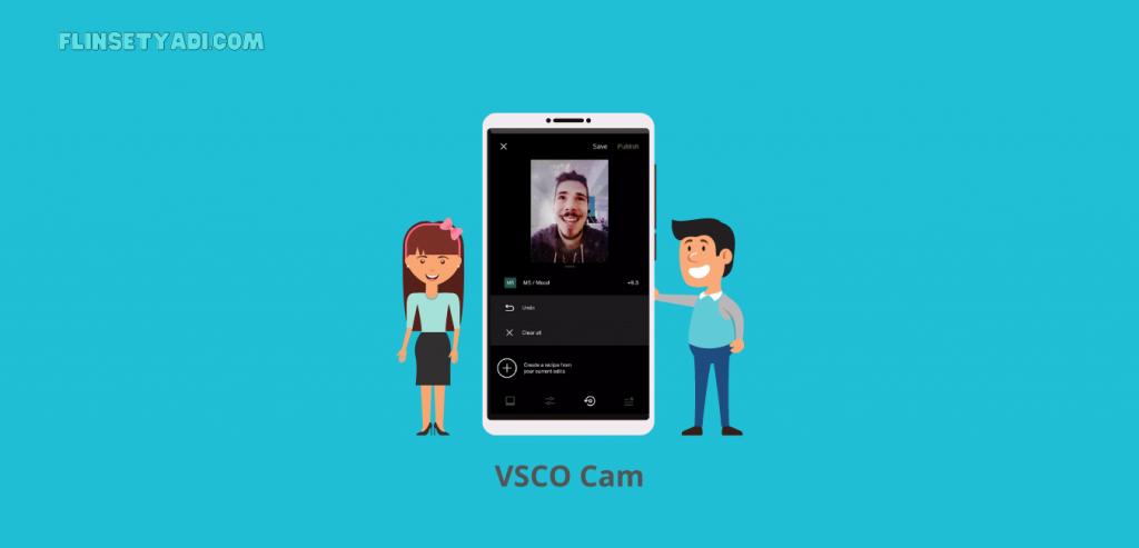 Aplikasi VSCO Cam