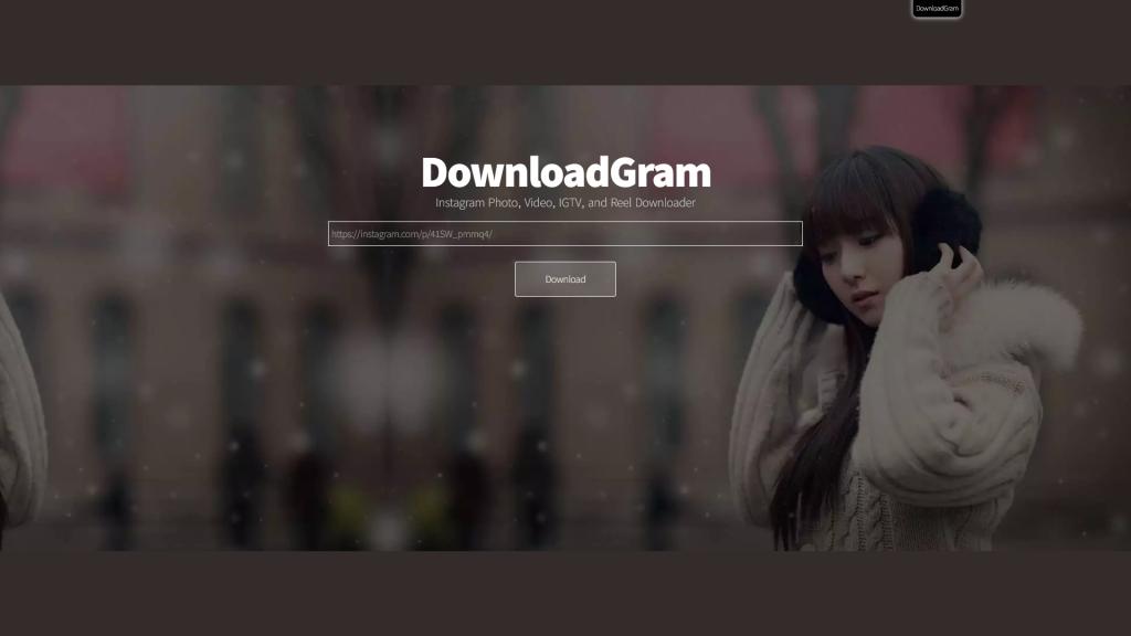 Downloadgram.com: Gratis dan Satu-Klik Download