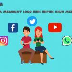 membuat logo unik