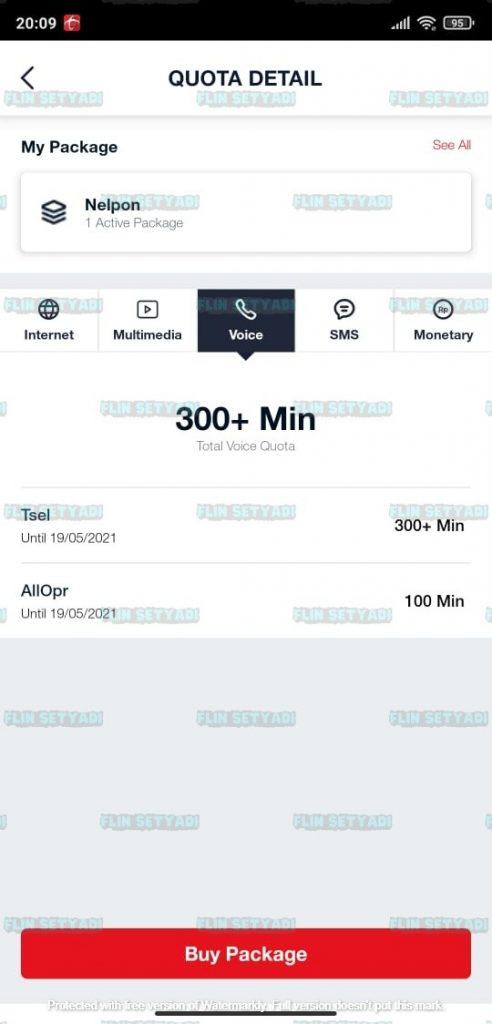 70 ribu sebulan all operator, Paket Nelpon Telkomsel Murah