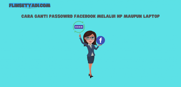 ganti password facebook