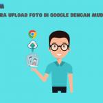 Upload foto di Google