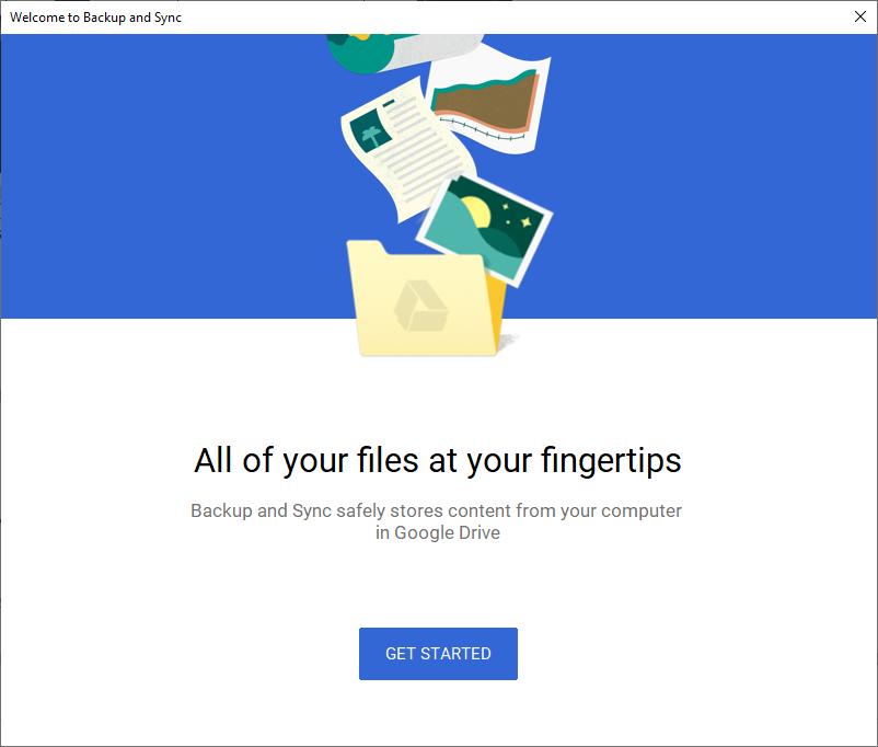 Cara Memasang Google Drive di Laptop - Get Started