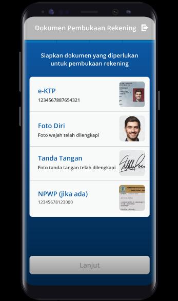 Dokumen Pembukaan Rekening - BCA Mobile