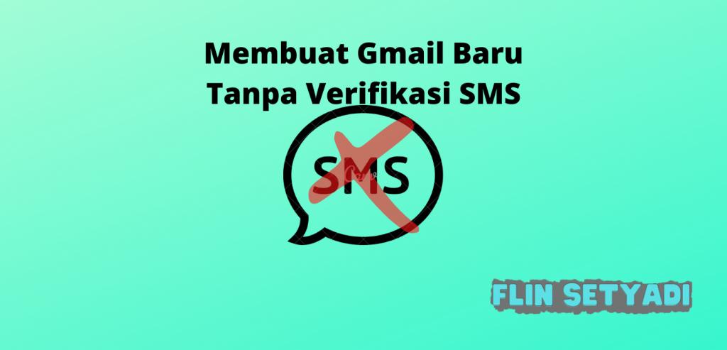 Membuat Gmail Baru Tanpa Verifikasi SMS