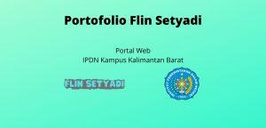 Portal Web IPDN Kampus Kalimantan Barat