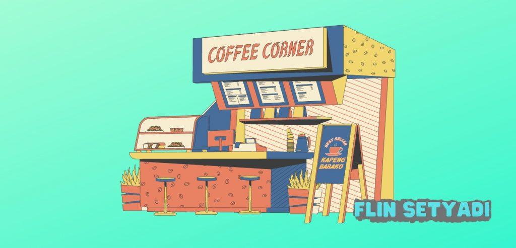 memulai usaha cafe kopi - Usaha Cafe Kopi Mini