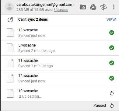 Cara Memasang Google Drive di Laptop