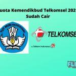 Kuota Kemendikbud Telkomsel 2021 Sudah Cair