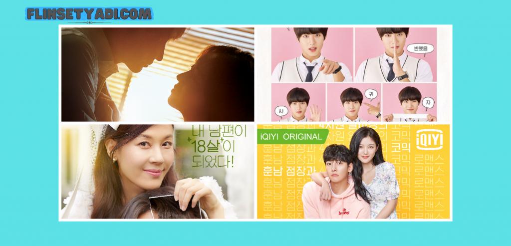 Aplikasi Nonton Korea iQIYI